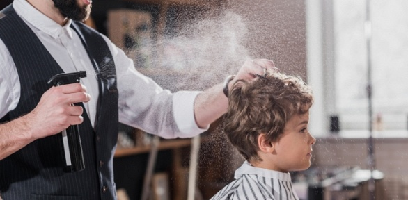 Мужская стрижка либо моделирование бороды вбарбершопе «Я»