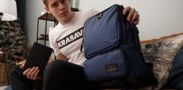 Мужские рюкзаки, женские сумки, кошельки