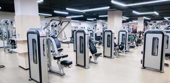 1месяц безлимитного посещения занятий всети фитнес-центров «Флекс Джим»