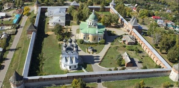 Тур «Два Кремля» для одного оттуроператора «Ростиславль»