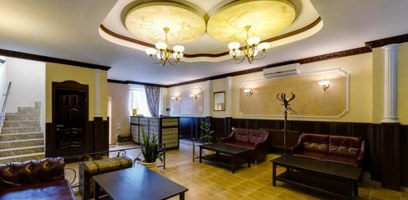 Отдых сзавтраком вотеле Marton Skazka Hotel