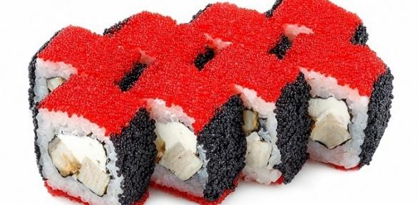 Роллы, суши исеты отслужбы доставки Italio заполцены