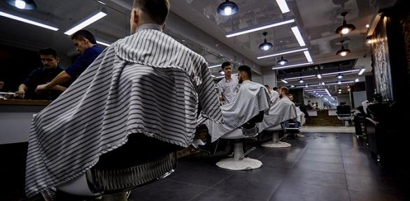 Мужская стрижка иоформление бороды отбарбершопа King