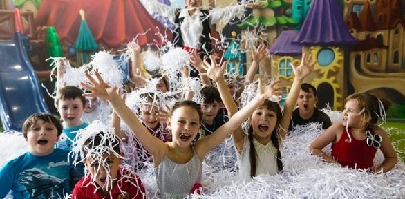 Организация праздника для детей попрограмме навыбор отстраны Kids Zone
