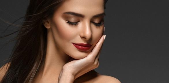 Наращивание ресниц сокрашиванием бровей встудии Beauty Lab