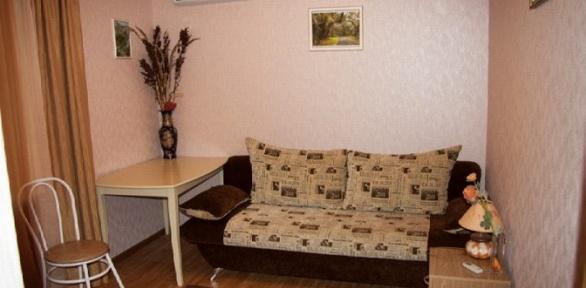 Отдых вгостевом доме «Сергеевский»