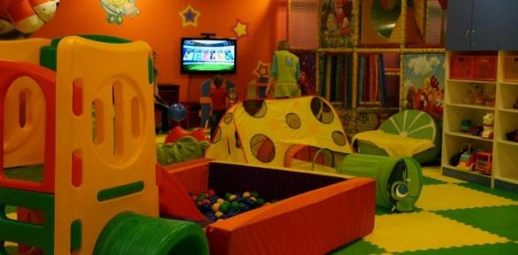 Разовое посещение игровой комнаты или абонемент отцентра «Радужный жираф»