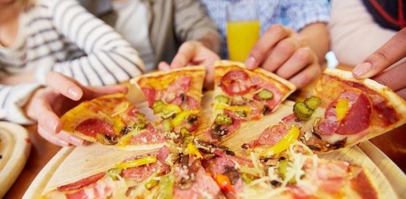 Комбонаборы изпиццы или роллов отсети «Ниндзя пицца»