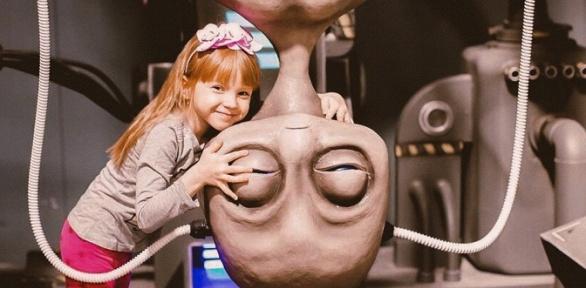 Билет наинтерактивную шоу-выставку «Корпорация инопланетян» заполцены