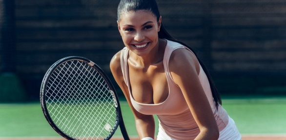 Занятия большим теннисом всети теннисных клубов Maximatennis
