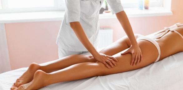 Сеанцы антицеллюлитного массажа вмедицинском центре «Блюз-Денас-Центр»