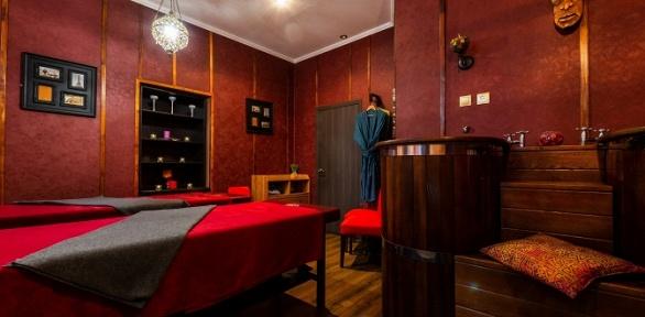 Романтические SPA-программы вSPA-салоне Sunrise
