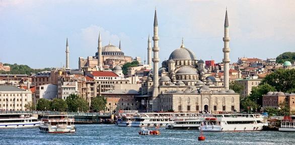 Тур вТурцию вСтамбул откомпании Russian Travel Service
