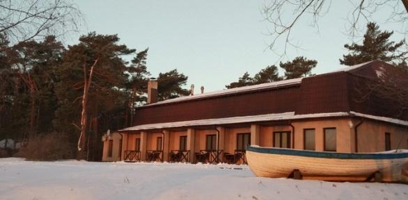 Отдых натерритории парка «Куршская коса» вмини-отеле «Дом рыболова»
