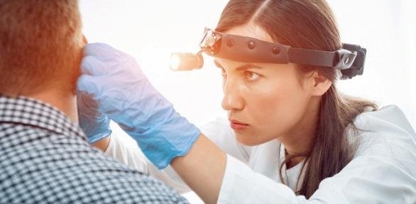 Оториноларингологическое обследование навыбор вклинике «Иломед»