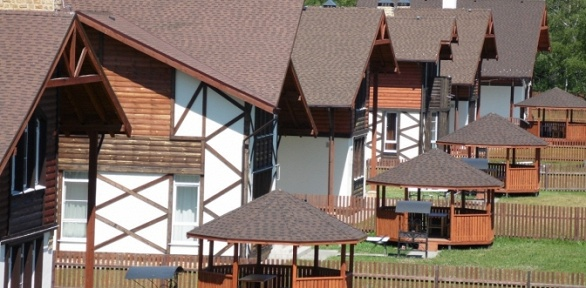 Аренда коттеджа вкоттеджном парк-отеле «Покровские ворота»