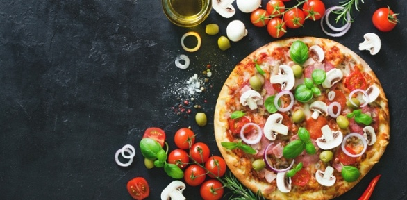 Блюда сдоставкой или без отсети ресторанов «Нияма» заполцены