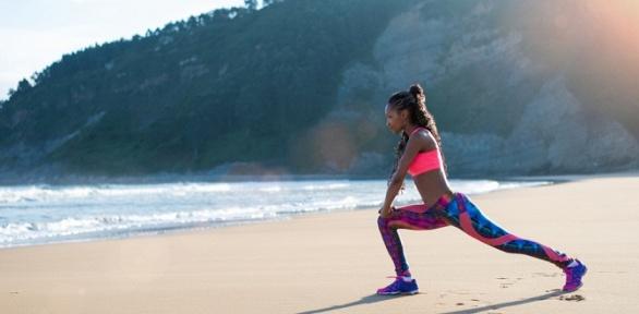 Фитнес-тур вСочи спрограммой тренировок отфитнес-тренера Алены Родыгиной