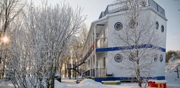 Отдых вапарт-отеле «Корабль»