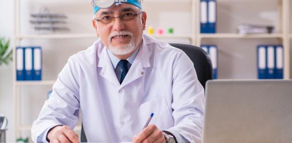Прием лор-врача сдиагностикой в«МедДиК»