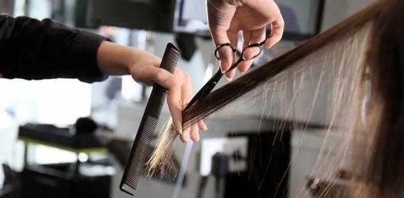 Детская или семейная стрижка всети парикмахерских «Красафчики»