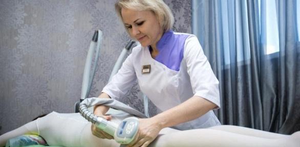 Программа покоррекции фигуры, лимфодренажный массаж отцентра Avrora