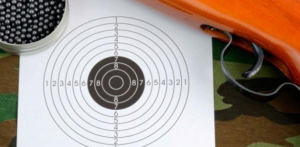 1час стрельбы изпневматического оружия иарбалета втире «Комбат»