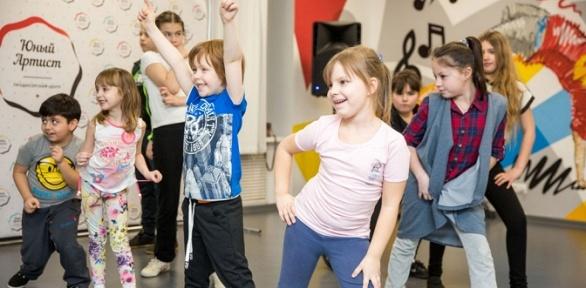 1, 3или 6месяцев занятий танцами впродюсерском центре «Юный артист»