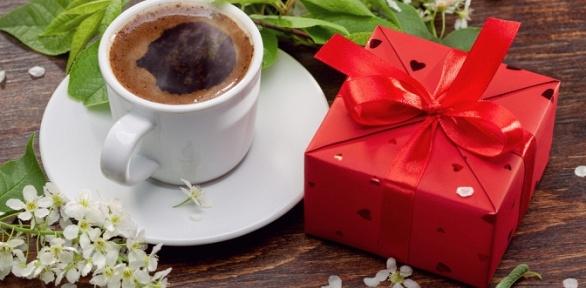 Подарочные наборы, чай, кофе