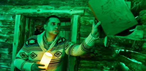 Квест «Сказки наночь» откомпании Sherlock Quest