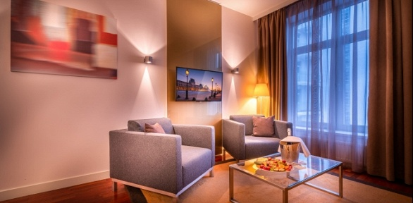 Отдых спосещением термальной зоны вMamaison All Suites SPA Hotel Pokrovka