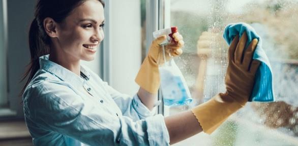 Мытье окон, комплексная или генеральная уборка откомпании «Pro уборка»