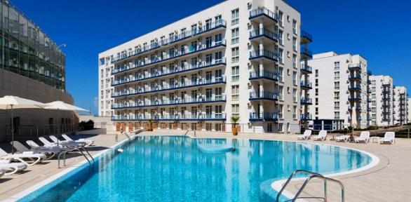 Отдых наморе вкомплексе «Сочи Парк Отель» оттурагентства «Вигор-тур»