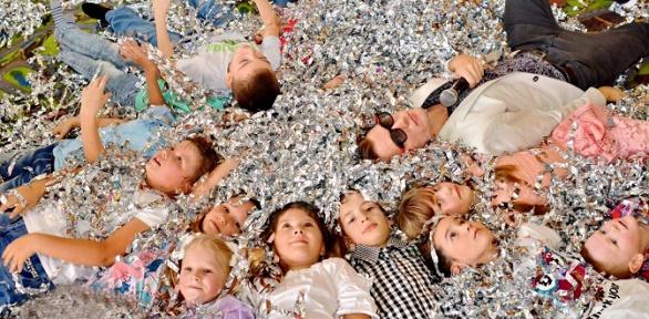 Организация детского праздника отагентства «Лови мгновение»