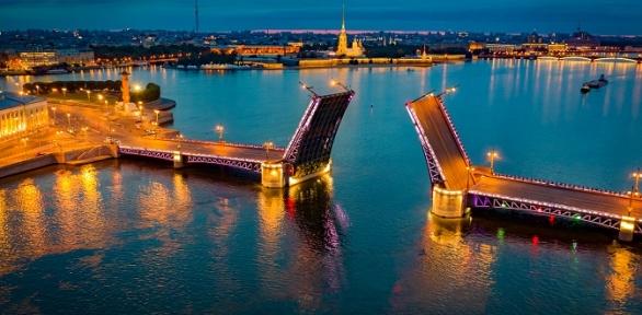Экскурсионный тур вСанкт-Петербург сзаездом намайские праздники
