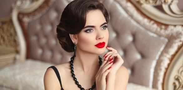 Стрижка, окрашивание, уход всалоне Марины Акмурадовой