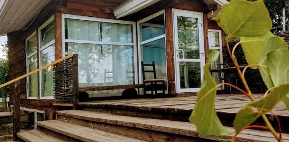 Отдых наберегу реки или аренда плота вмини-отеле «Каменские плёсы»