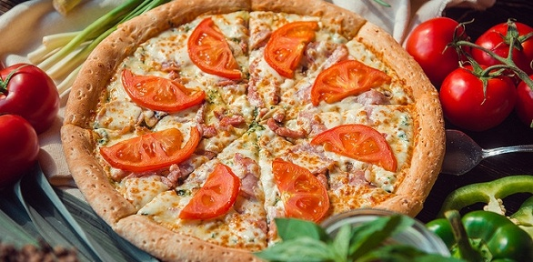 Доставка отсети ресторанов Telepizza