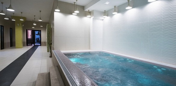 SPA-отдых вотеле Beton Brut Resort All Inclusive