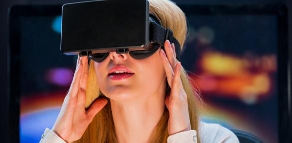 Игра ввиртуальной реальности вклубе VRGame Club174