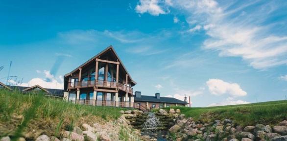 Отдых сразвлечениями назагородном курорте Gorki Golf &Resort
