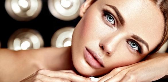 Чистка, пилинг либо наноазия всалоне красоты Vogue Stale
