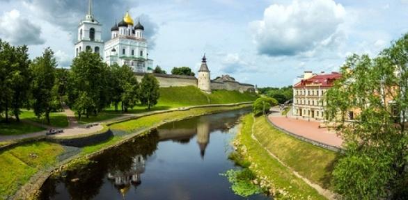 Тур «Псков иПушкинские Горы» оттуроператора «Антуан Тур»