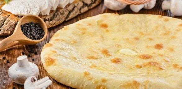 Пицца, осетинские пироги отслужбы «Пироги Табу»
