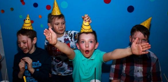 Организация детского праздника отквеструм «Премиум»