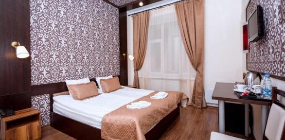 Отдых вмини-отеле «Граф Толстой»
