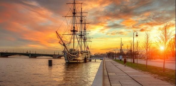 Экскурсионный тур «Лето вСанкт-Петербурге» оттуроператора «Ростиславль»