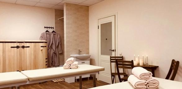 Сеансы массажа отмастерской красоты иSPA Bon Salon