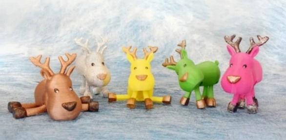 3D-печать сувениров, игрушек, мастер-моделей, панно, хэштегов, надписей
