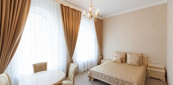 Отдых вцентре Санкт-Петербурга вномере навыбор вбутик-отеле «Версаль»